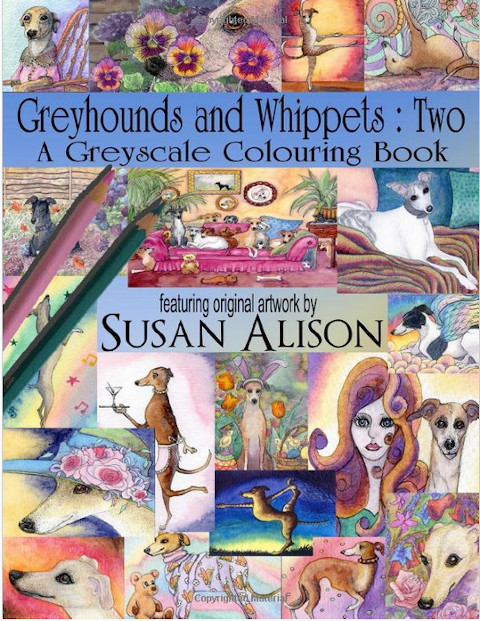 Greyhounds and Whippets: Two!